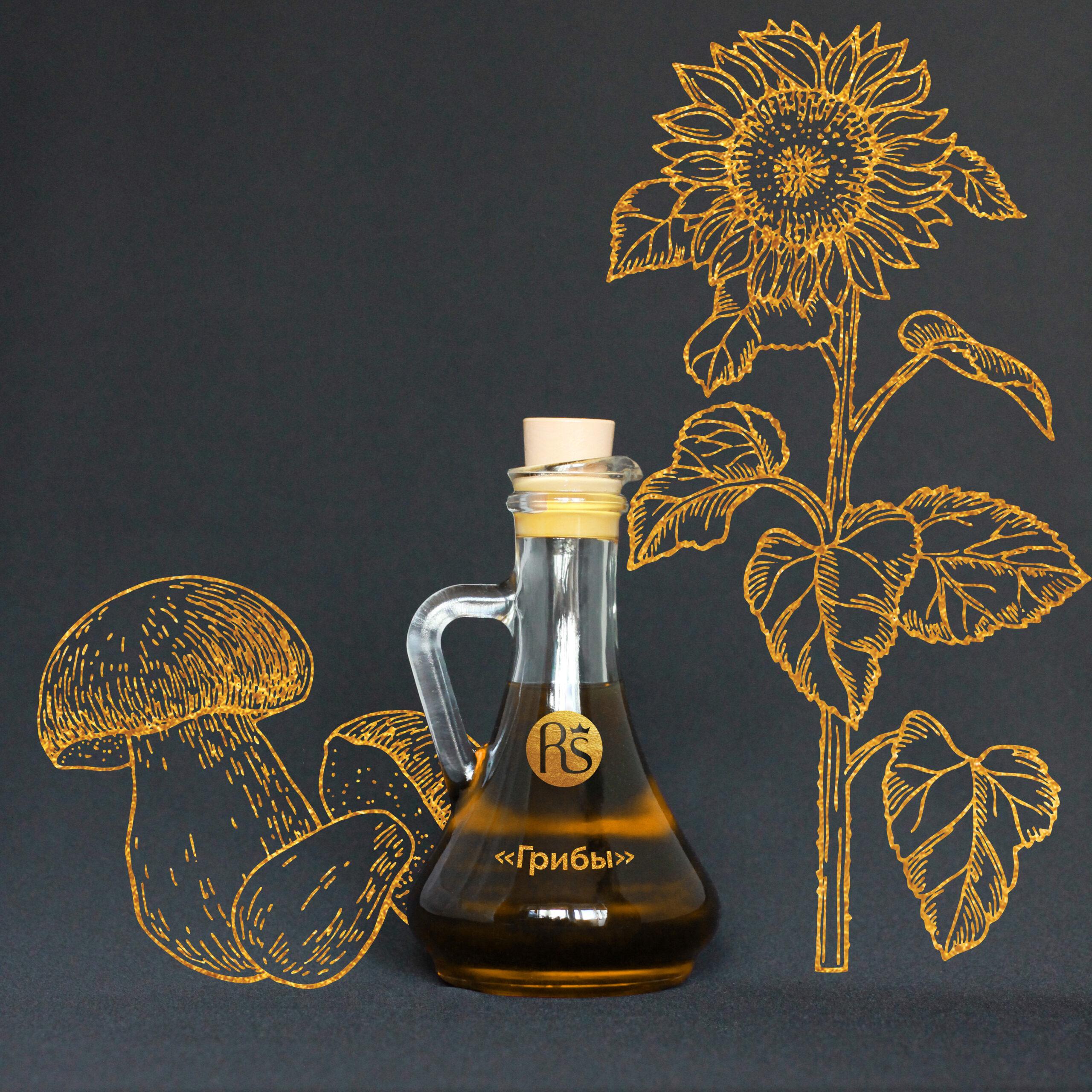 Ароматизированное масло «Грибы»
