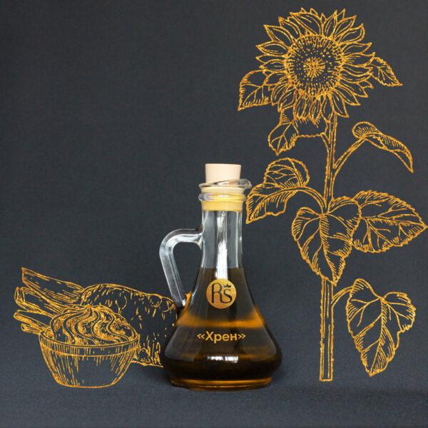 Ароматизированное масло «Хрен»