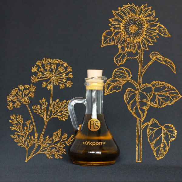 Ароматизированное масло «Укроп»