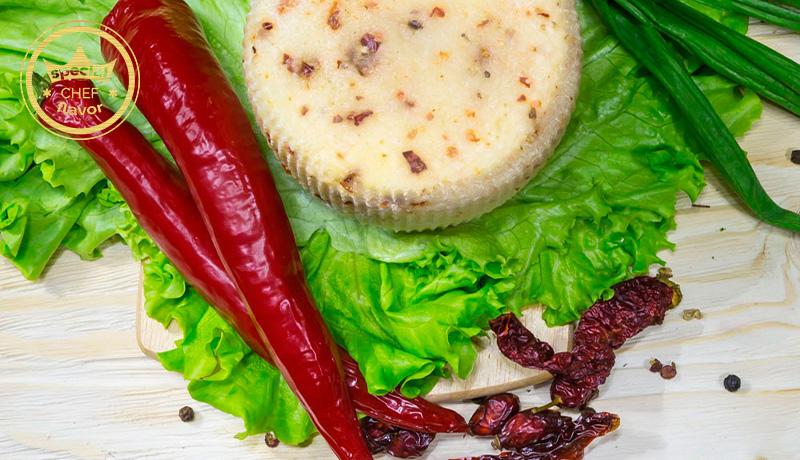 Ароматизатор «Копчёный сыр с чили»