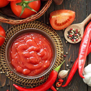 Ароматизатор «Зажигательный томат»